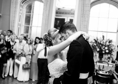 Milton Abbey wedding photography