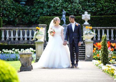 Italian Villa wedding photography